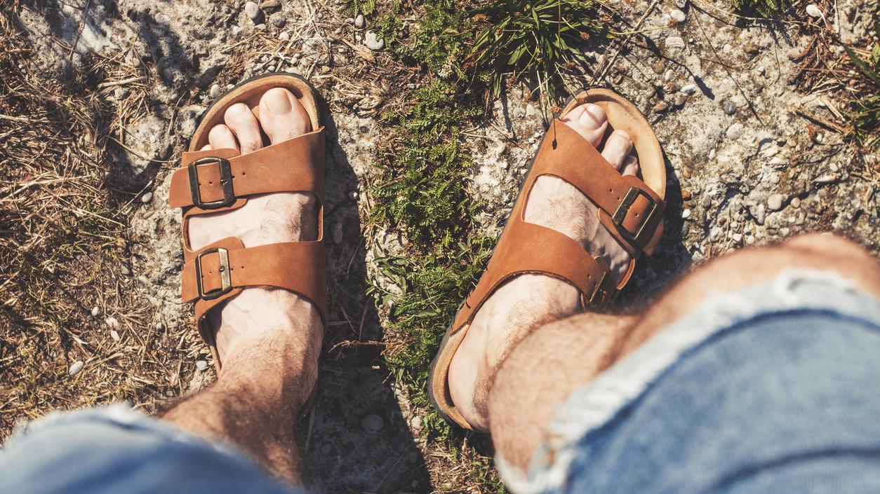 Top oder Flop: Männer-Sandalen sind 2020 im Trend. Welche Treter sind absolutes No-Go, was ist erlaubt?