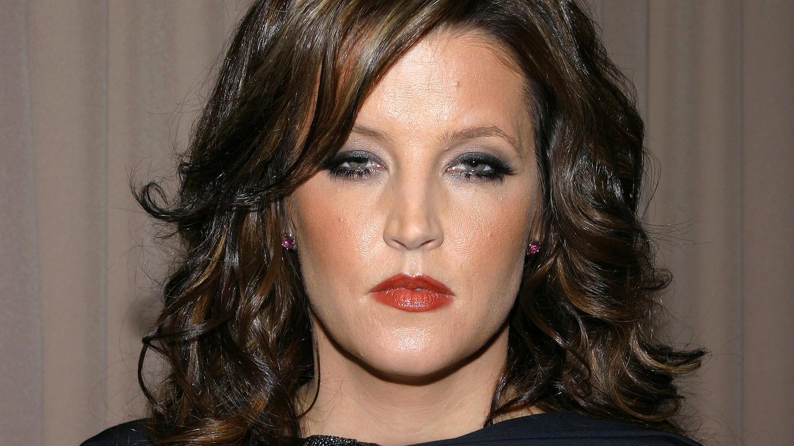 Lisa Marie Presley trauert um ihren verstorbenen Sohn Benjamin Keough.