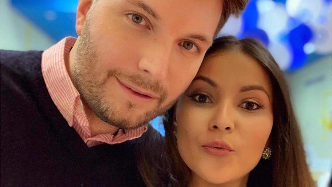 Kattia Vides und ihr Patrick sind seit über zwei Jahren ein Paar
