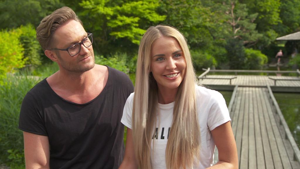 Nico Schwanz und Julia Prokopy sind wieder ein Paar