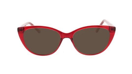 Rote Sonnenbrille von Brille24.