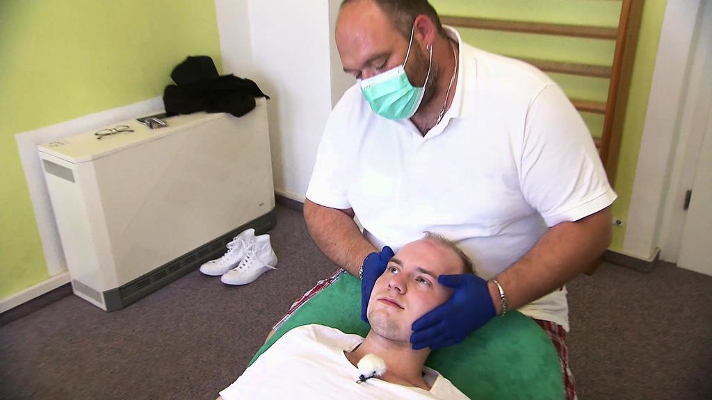 Toni Kraus Behandlung der Gesichtslähmung