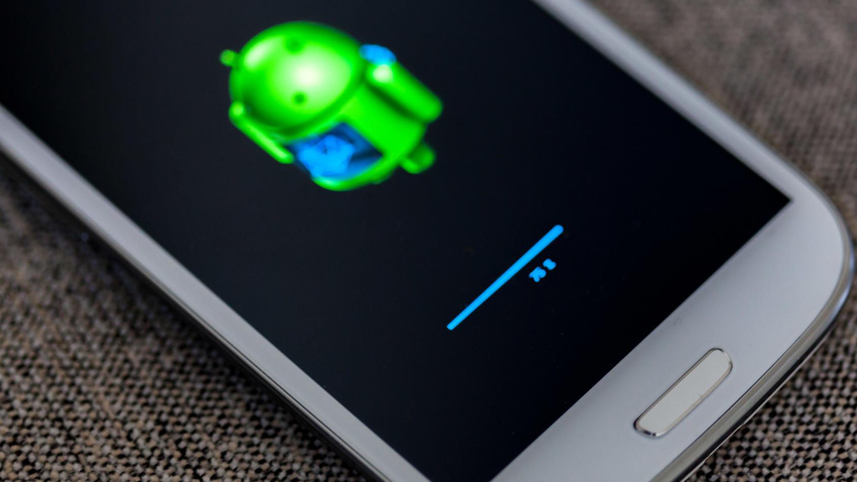 Keine Updates mehr: Android stellt Support für einige Smartphones ein.