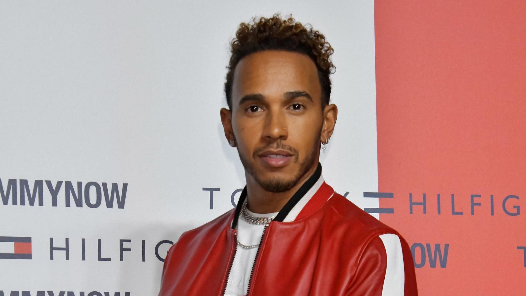 Lewis Hamilton liebt nicht nur das Rennfahren sondern auch die Musik.
