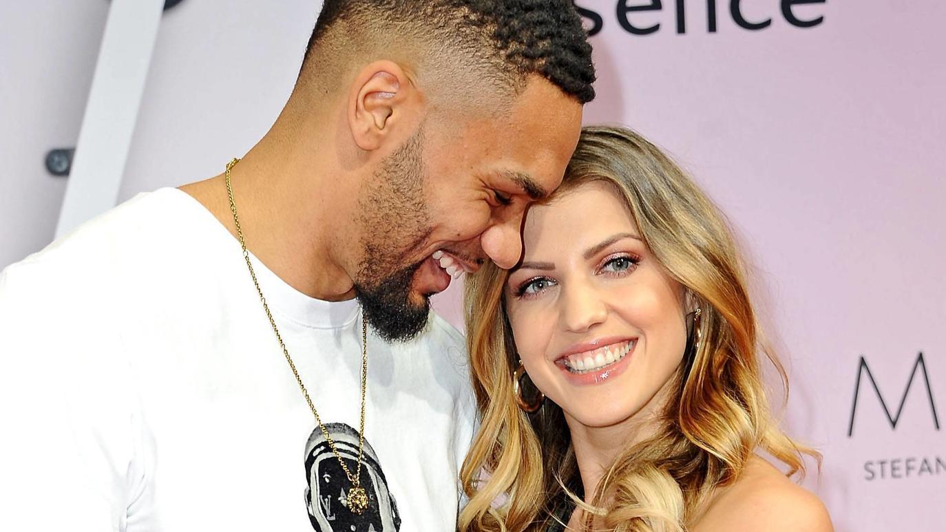 Dominic und Sarah Harrison sind erneut Eltern geworden.