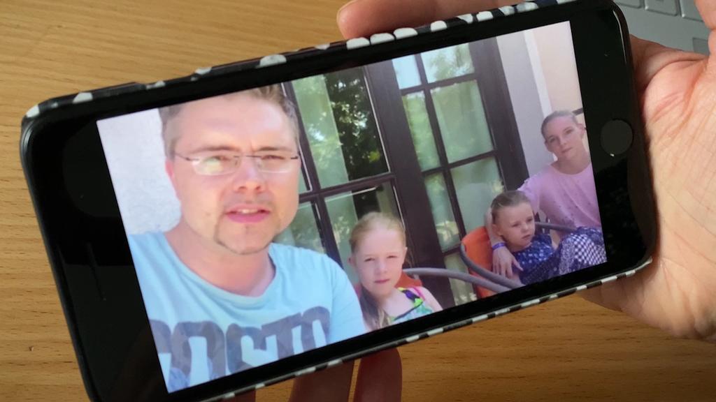 Familie Riemers strandete im Bulgarien-Urlaub