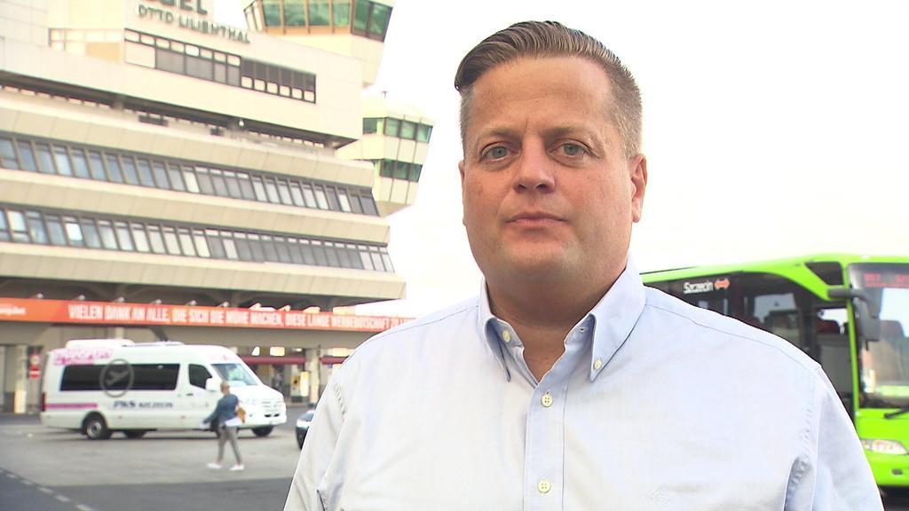Aage Dünhaupt, Pressesprecher TUI