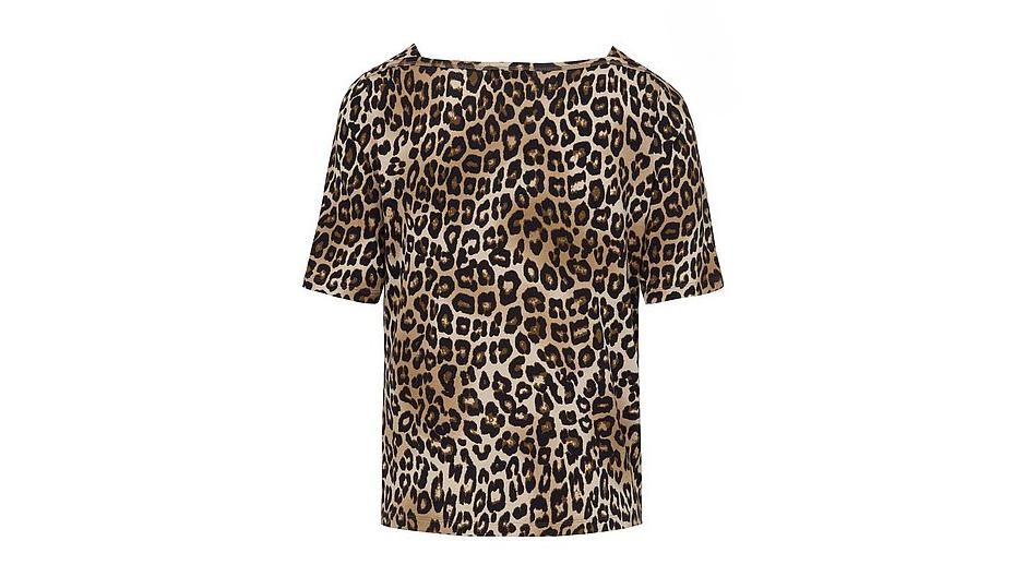 Leoprint-T-Shirt