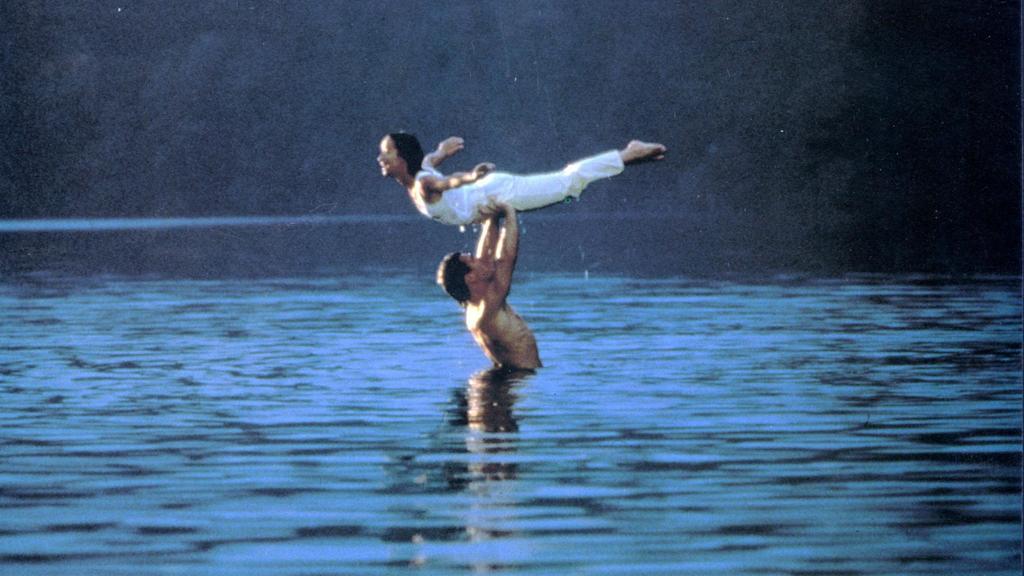 Üben für den großen Abend: Frances (Jennifer Grey) und Johnny (Patrick Swayze).