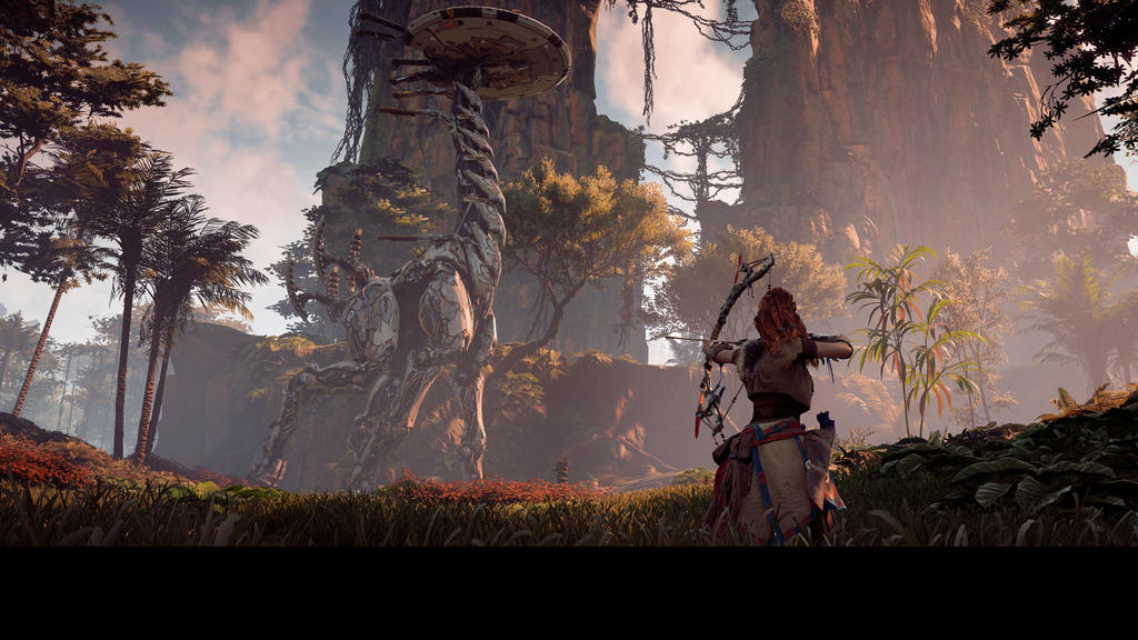 """Horizon Zero Dawn"""