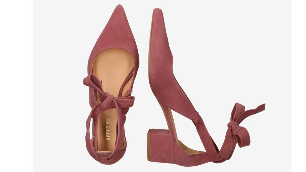 Schuhe für kleine Frauen.