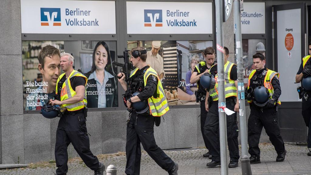 Berlin überfall