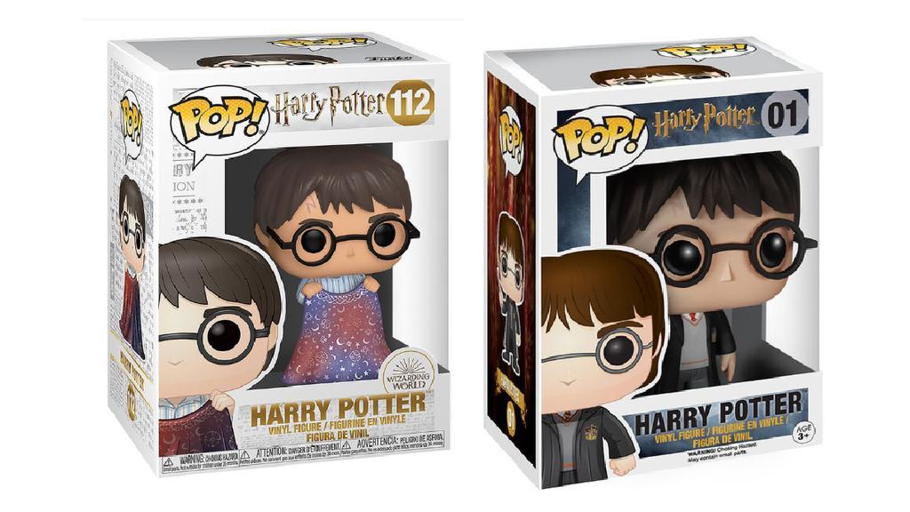 Funk Pop von Harry Potter