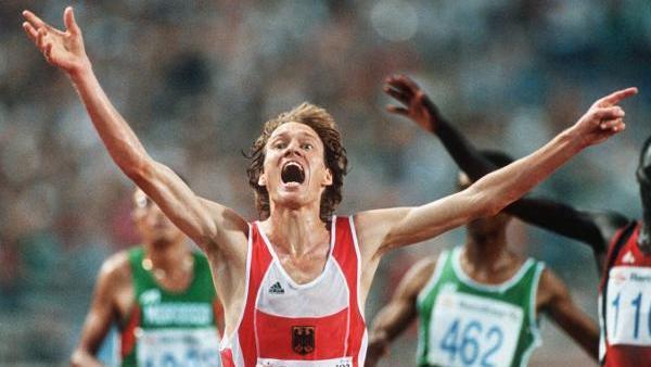 Barcelona 1992 - Dieter Baumann