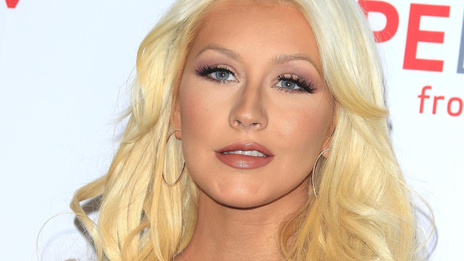 Christina Aguilera zeigt ganz private Aufnahmen ihrer Familie.