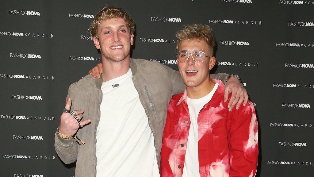 Wegen ihrer extremen Videos gelten die Logan-Brüder als umstrittene Figuren der Influencer-Szene. (links Logan, rechts Jake)
