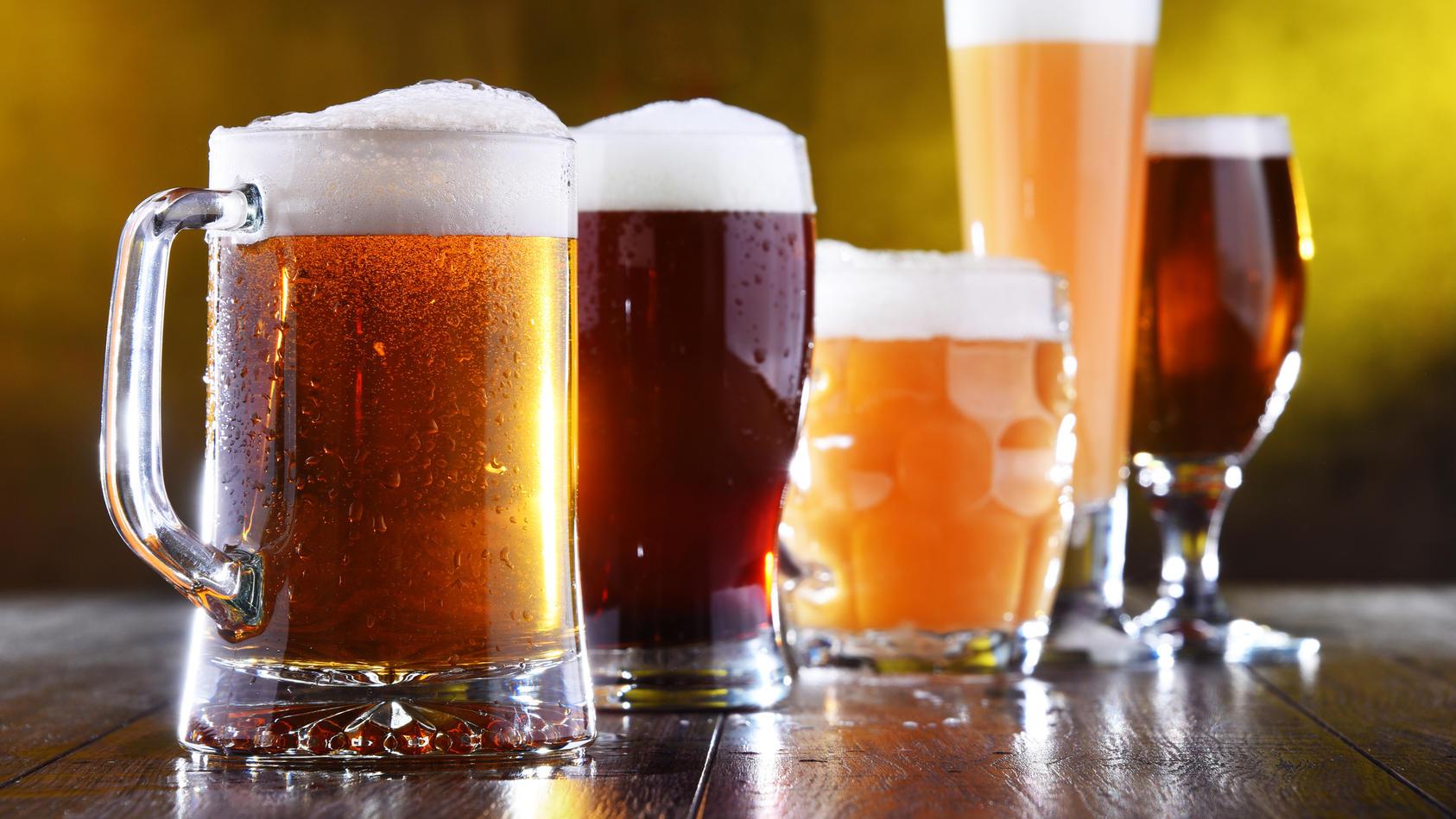 Welche Biersorte passt zu welchem Gericht?