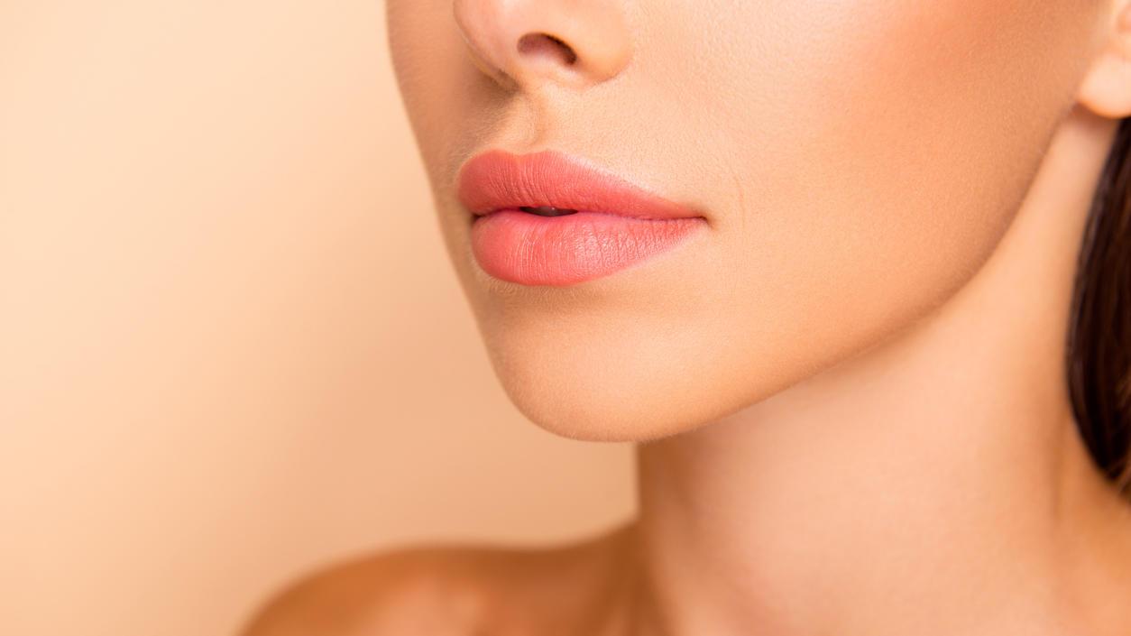 So wirken die Lippen sofort voller.
