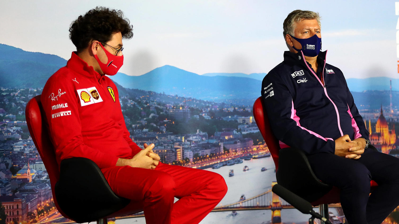 Motorsports: FIA Formula One World Championship, WM, Weltmeisterschaft 2020, Grand Prix of Hungary Motorsports: FIA For