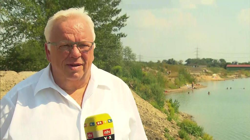 Bürgermeister Rainer Bersch