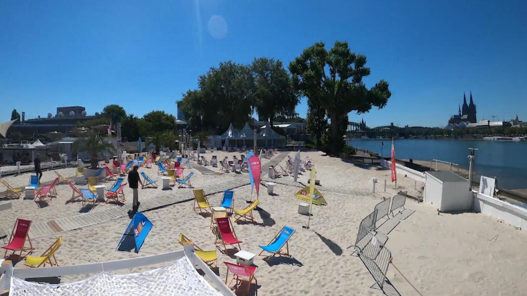 RTL Beach Club Europa League