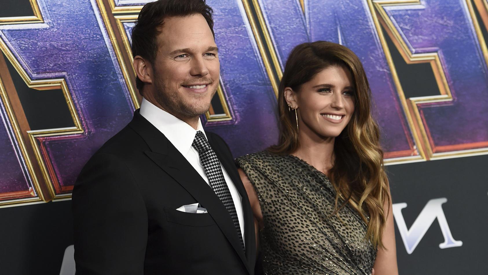 Chris Pratt und Katherine Schwarzenegger sind glückliche Eltern eines kleinen Mädchens geworden.