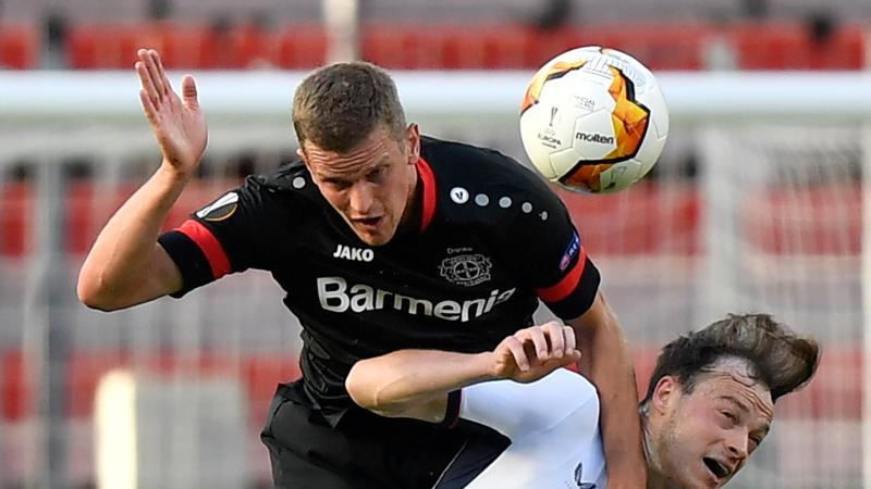 Sven Bender fiel bei Bayer Leverkusen kurzfristig aus. Foto: Martin Meissner/AP-Pool/dpa