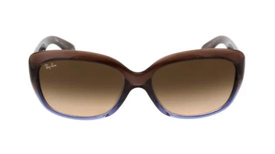 Große Sonnenbrille von Ray Ban.