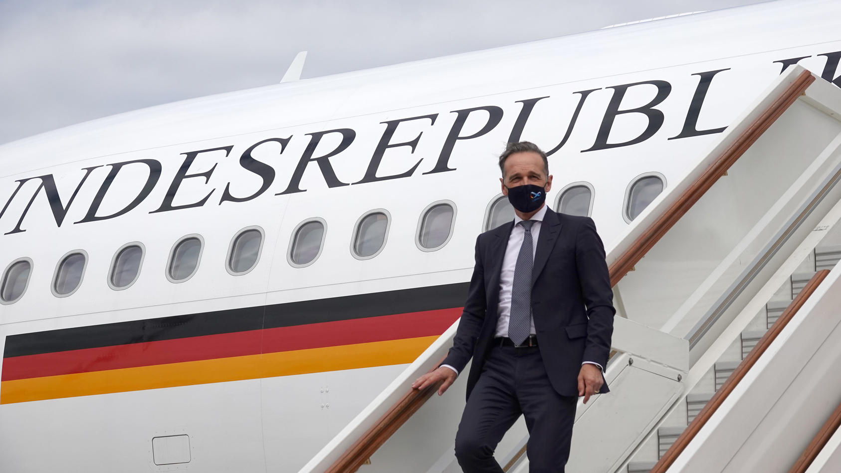 Außenminister Maas in Moskau