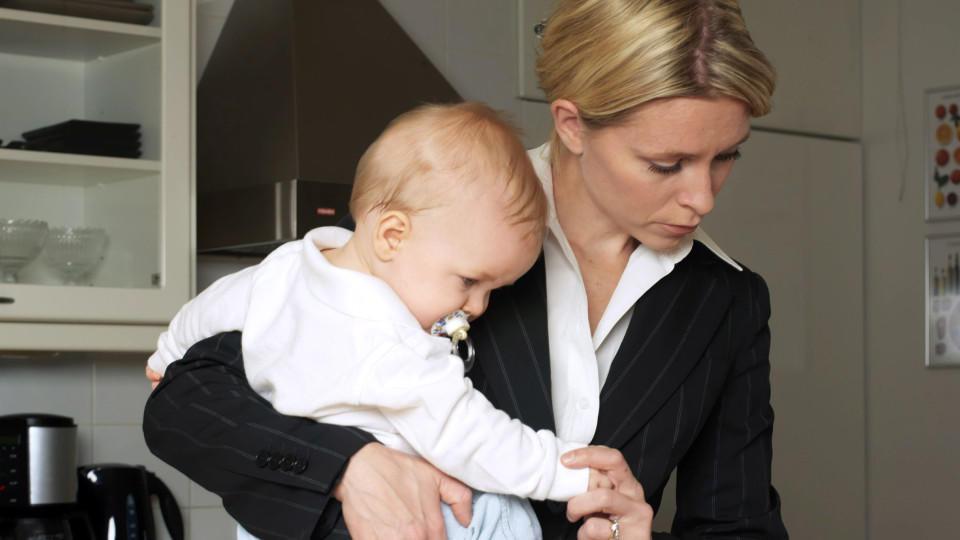 Kinder, Küche und Karriere. Frauen haben nach wie vor mehr Doppelbelastungen als Männer.