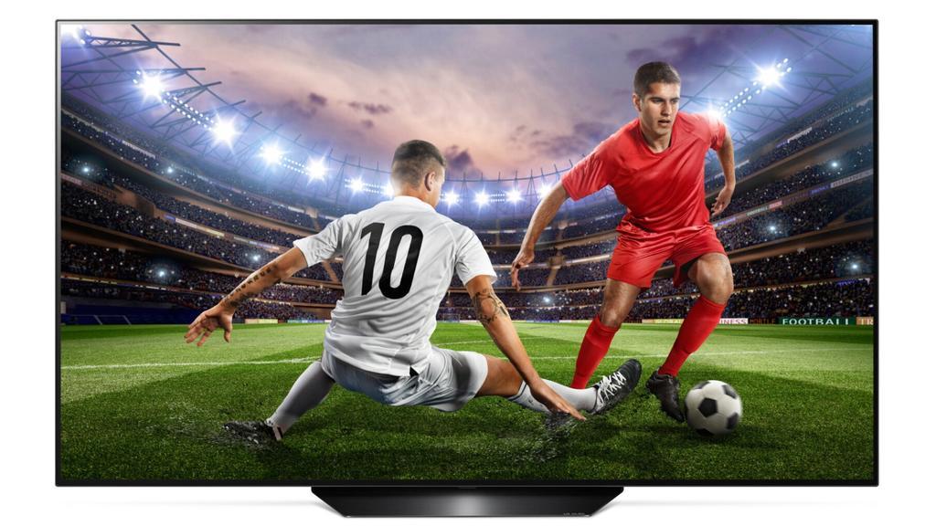 OLED-Fernseher von LG