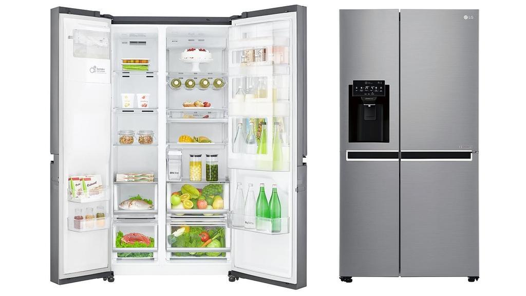 Kühl-Gefrier-Kombi von LG