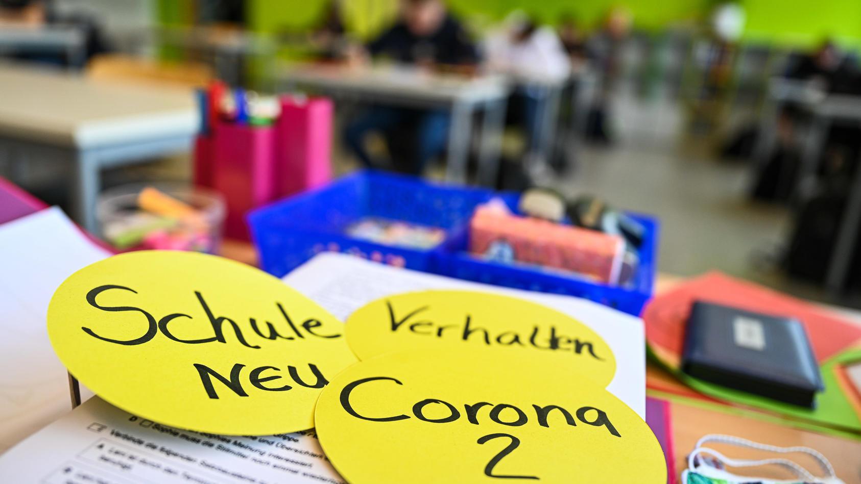 Coronavirus - Schule in Baden-Württemberg