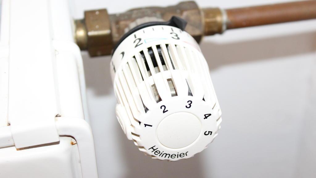 Das Mechanische Heizkörper-Thermostat