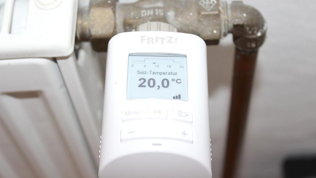 Digitaler Heizkörper-Thermostat