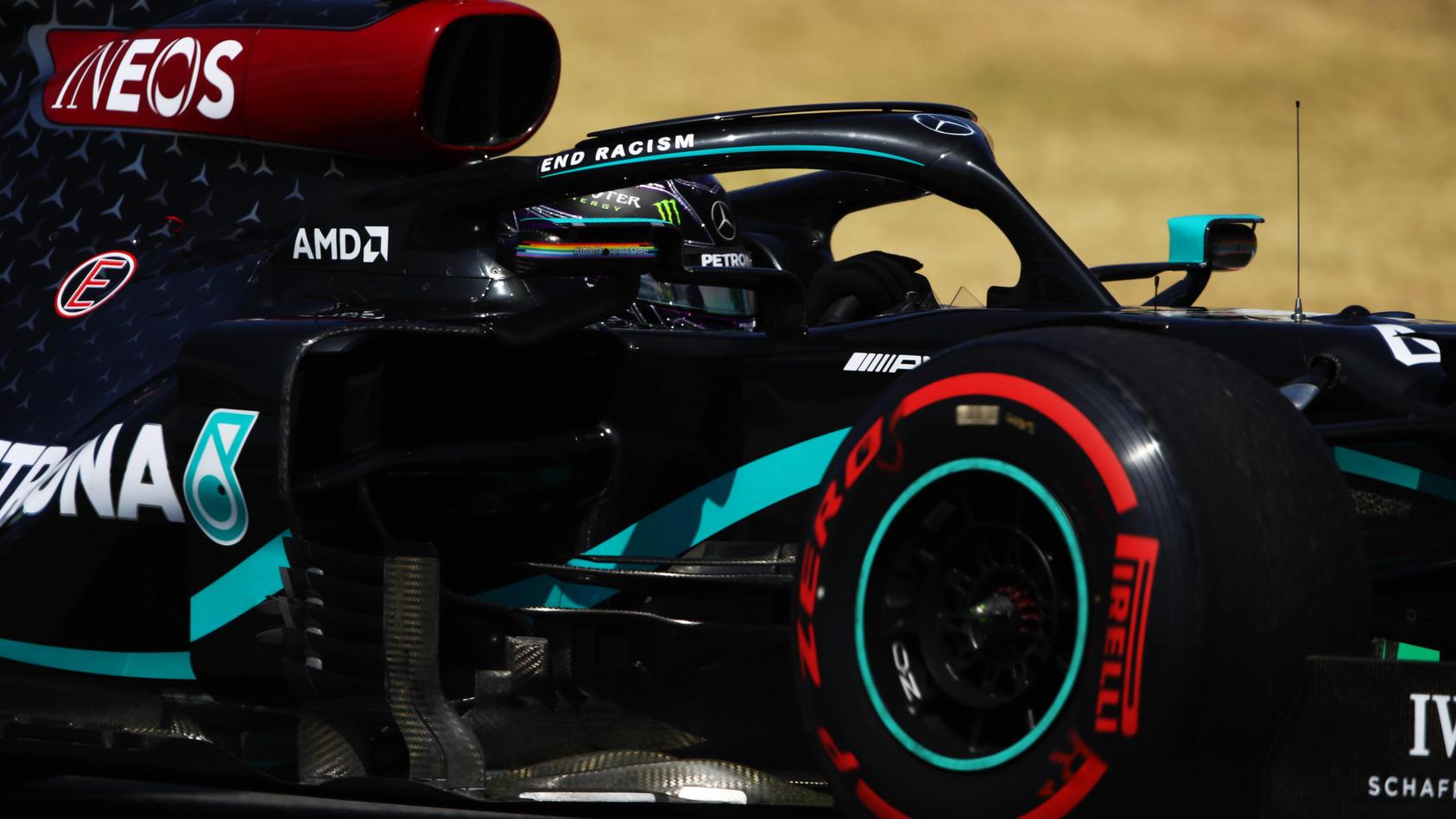Motorsports: FIA Formula One World Championship, WM, Weltmeisterschaft 2020, Grand Prix of Spain Motorsports: FIA Formu