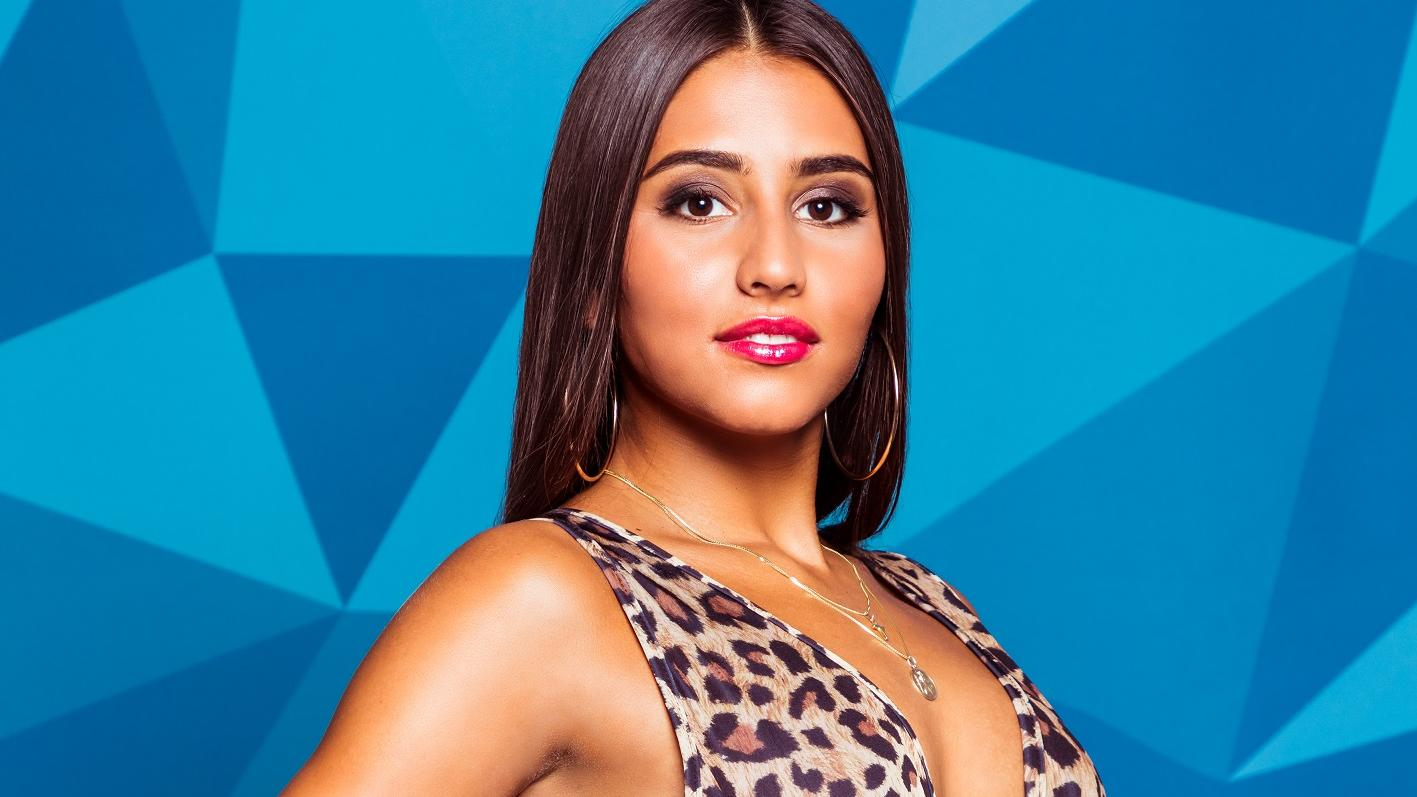 """""""Love Island""""-Kandidatin Aurelia ist bereit für heiße Flirts und Abenteuer auf der Liebesinsel."""