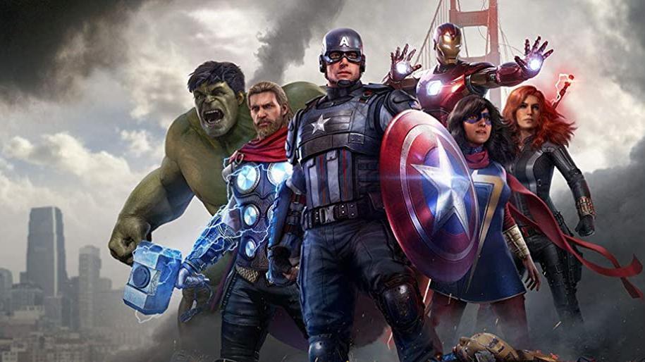 """Action-Blockbuster """"Marvel's Avengers"""""""