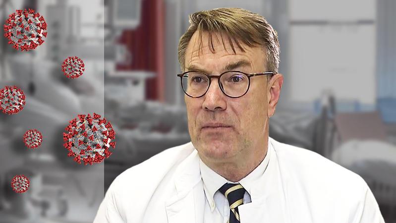 Dr. Georg-Christian Zinn, Direktor des  Hygienezentrum Bioscientia, stellt sich Ihren Fragen.