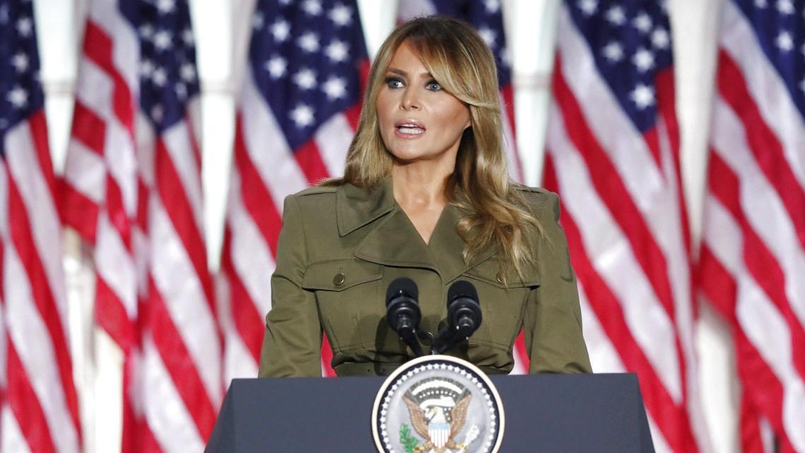 Melania Trump: So funktioniert der Style der First Lady.