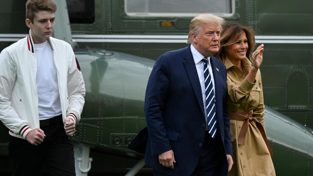 Sohn Donald Trump