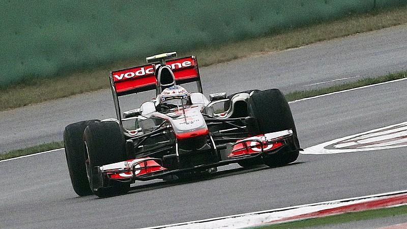 Schnellster im 3. Training: Jenson Button
