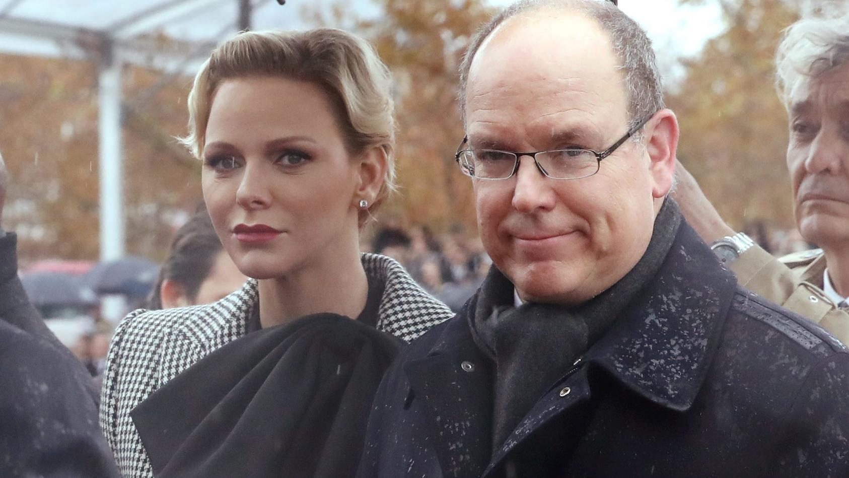 Immer wieder gibt es Spekulationen über die Ehe von Charlène und Albert II. von Monaco .