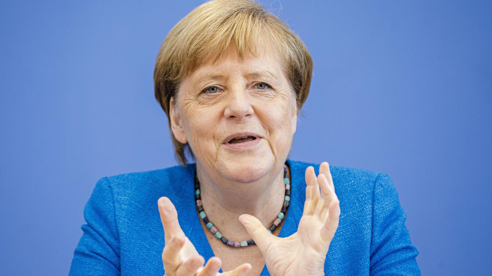 Die meisten Deutschen unterstützen die neuen Corona-Beschlüsse von Bundeskanzlerin Angela Merkel und den Ministerpräsidenten
