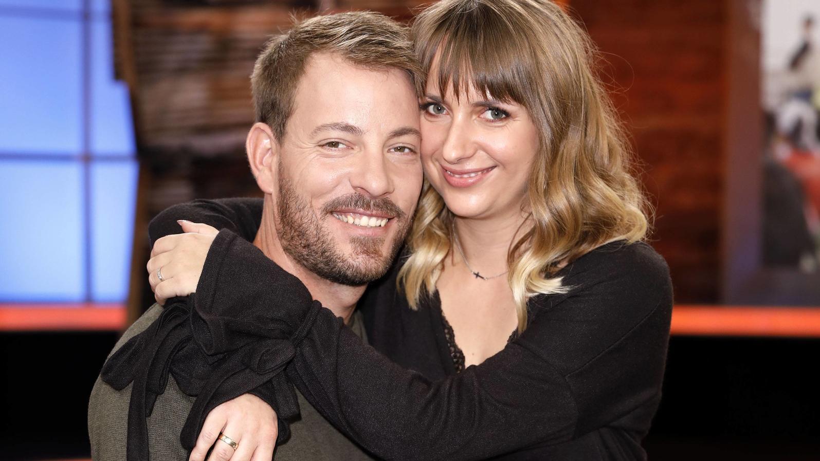 Gerald Heiser mit Ehefrau Anna Heiser.