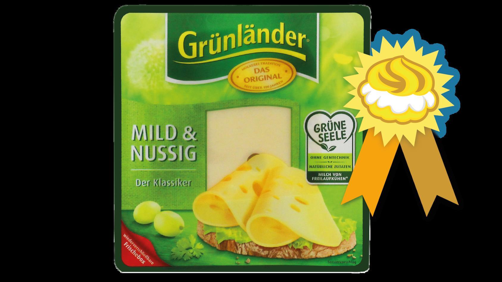 Foodwatch hat Hochlands Grünländer-Käse zum Goldenen Windbeutel 2020 gekürt.