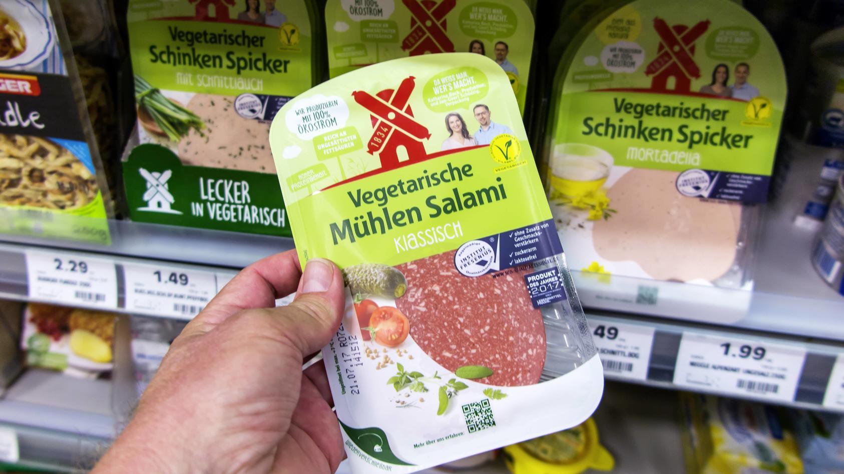 Worauf Sie beim Kauf von Veggie Wurst achten sollten.