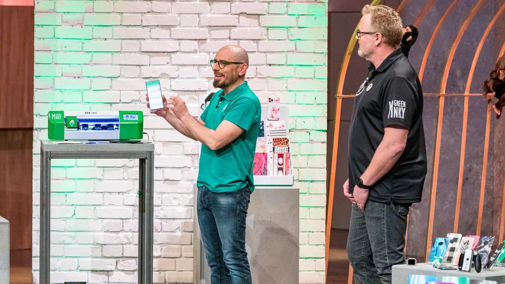 """Gründer Ziya Orhan und Oliver Klingenbrunn erklären, wie """"Green MNKY"""" funktioniert"""