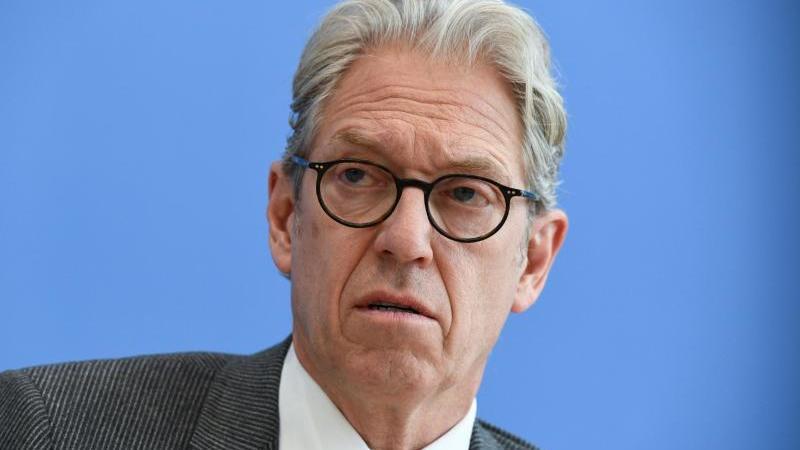 Andreas Gassen, der Vorsitzende der Kassenärztlichen Bundesvereinigung. Foto: Annegret Hilse/Reuters-Pool/dpa