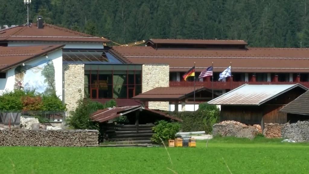 Die Edelweiss Lodge und Resort in Garmisch